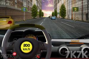《3D真实赛车》游戏画面7