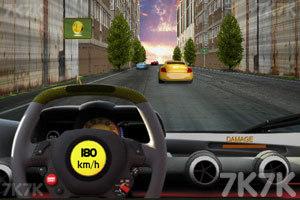 《3D真实赛车》游戏画面6