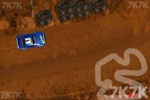 《沙丘漂移赛》游戏画面9