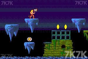 《死亡勇士》游戏画面9