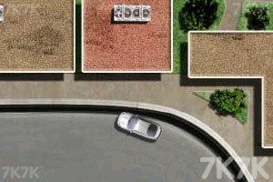 《海滩漂移赛车》游戏画面10