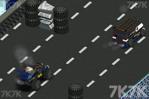《3D乐高四驱车》游戏画面6