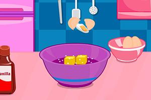 《香蕉奶酪蛋糕》游戏画面1