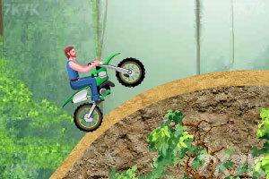 特技摩托挑战赛
