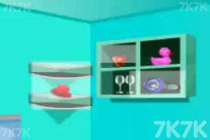 《逃出小男孩的卧室》游戏画面5
