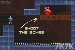 《索罗队长之秘密实验室》游戏画面2