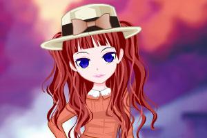 《向日葵小姐的豹纹时尚》游戏画面1