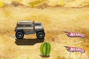 《沙丘地形赛》游戏画面2