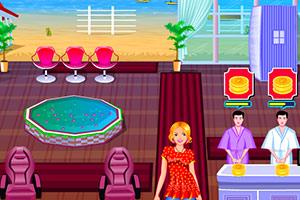 《桑迪温泉》游戏画面1