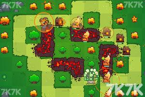 《大树守卫者无敌版》游戏画面3
