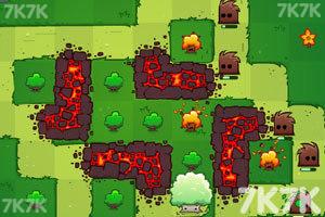 《大树守卫者无敌版》游戏画面2