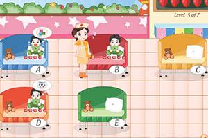 《宝宝日常护理》游戏画面1