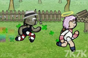 《变形人竞赛2无敌版》游戏画面5