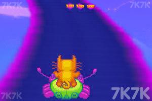 《肥猫赛车》游戏画面3