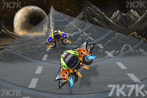 《太空赛车族》游戏画面4