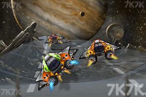 《太空赛车族》游戏画面2