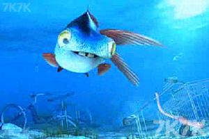 《会说话的搞怪鱼》截图4