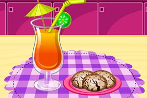 《美味水果沙冰》游戏画面1