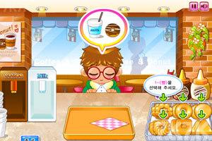 《可爱甜甜圈小店》游戏画面4