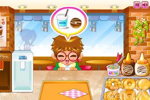 《可爱甜甜圈小店》游戏画面6