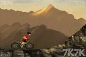 《山地自行车挑战赛》游戏画面5