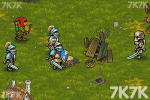 《皇城护卫队无敌版》游戏画面2