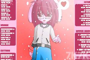 《可爱兔女郎》游戏画面9