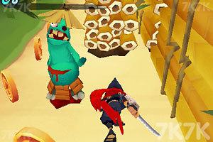 《忍者杀僵尸1.9》游戏画面5