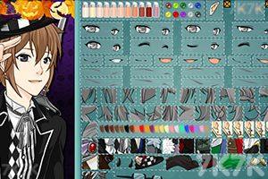 《校园漫画风8》游戏画面2