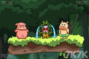 《猪猪救宝宝》游戏画面2