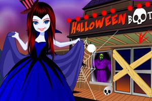 《吸血鬼公主换装》游戏画面1