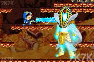 《幽灵战士》游戏画面1