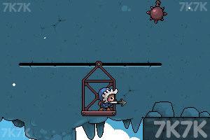 《冰钩登山2》截图10