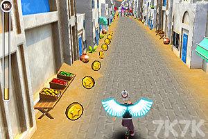 《愤怒奶奶玩跑酷3》游戏画面1