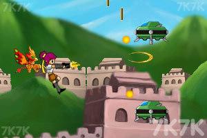 《空中四斗士》游戏画面5