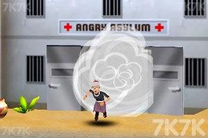 《愤怒奶奶玩跑酷3》游戏画面9