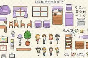 《布置我的别墅》游戏画面3