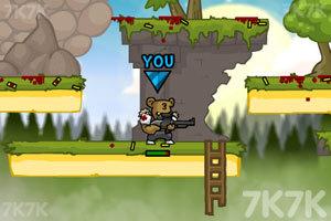 《野蛮熊部落1.4》游戏画面2