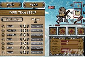 《野蛮熊部落1.4》游戏画面4
