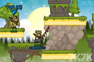 《野蛮熊部落1.4》游戏画面6