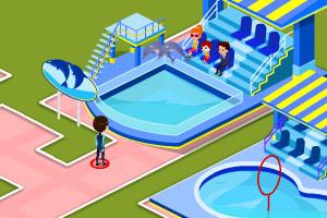 《海豚游乐场》游戏画面1