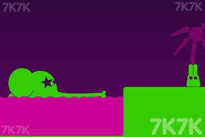 《长耳朵小绿怪2》游戏画面3