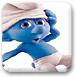 蓝精灵分裂球