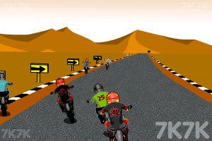 《摩托计时赛》游戏画面5