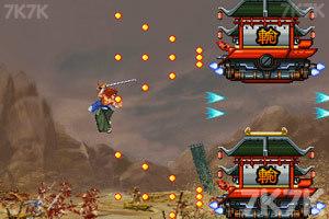 《彩京战国》游戏画面6