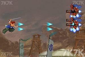《彩京战国》游戏画面8