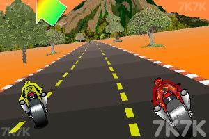 《极速摩托》游戏画面5