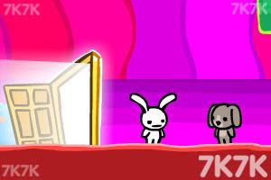 《流浪兔大营救2无敌版》截图5