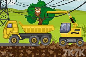 《强大的工程车2》游戏画面1