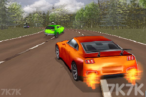 《极速公路赛》游戏画面3